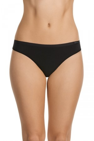 Berlei Nothing Naturals G-String Black WZD01A BLK